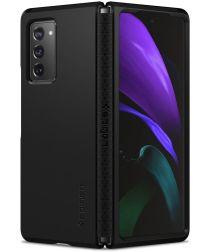 Spigen Tough Armor Samsung Galaxy Z Fold 2 Hoesje Zwart