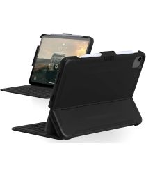 Urban Armor Gear Scout Apple iPad Air (2020) Hoes Zwart