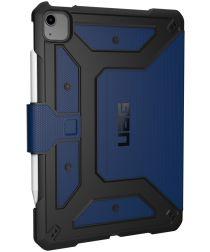 UAG Metropolis Apple iPad Air 10.9 (2020) Hoes Book Case Cobalt