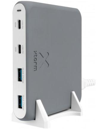 Xtorm Power Hub Edge Laadstation Oplader met 4 Poorten Opladers