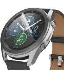 Ringke Easy Flex Samsung Galaxy Watch 3 45MM Screenprotector (3 Pack)