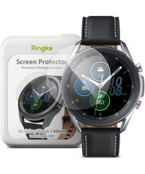 Ringke ID Glass Samsung Galaxy Watch 3 45MM Screen Protector (4-Pack)