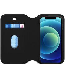 OtterBox Strada Via Series Apple iPhone 12 / 12 Pro Hoesje Black Night