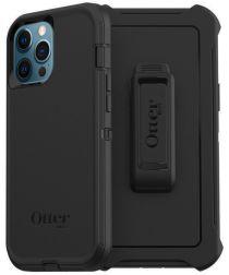 OtterBox Defender Apple iPhone 12 Pro Max Hoesje Zwart