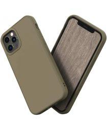 RhinoShield SolidSuit Apple iPhone 12 / 12 Pro Hoesje Classic Clay