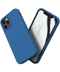 RhinoShield SolidSuit Apple iPhone 12 / 12 Pro Hoesje Classic Blauw