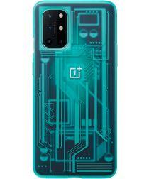Origineel OnePlus 8T Hoesje Bumper Case Quantum Cyaan