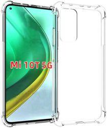Xiaomi Mi 10T/Mi 10T Pro Hoesje Schokbestendig Transparant