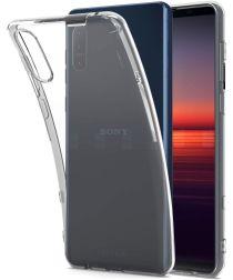 Sony Xperia 5 II Dun Hoesje TPU Transparant
