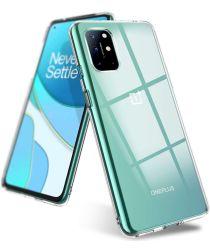 OnePlus 8T Hoesje Dun TPU Transparant
