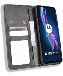 Motorola One Fusion Plus Telefoonhoesjes met Pasjes
