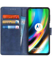 Motorola Moto G9 Plus Telefoonhoesjes met Pasjes