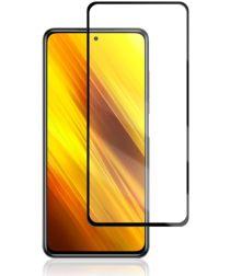 MOCOLO Xiaomi Poco X3 / X3 Pro Screen Protector Volledig Dekkend