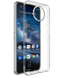 IMAK UX-5 Series Nokia 8.3 Hoesje Dun TPU Transparant