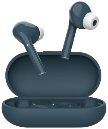 Trust Nika Touch Bluetooth In-Ear Volledig Draadloze Oordopjes Blauw Headsets