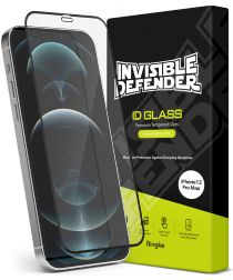 Ringke ID Glass Apple iPhone 12 Pro Max Tempered Glass Screenprotector