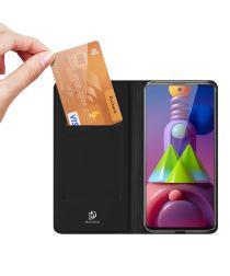 Dux Ducis Skin Pro Series Samsung Galaxy M51 Hoesje Zwart
