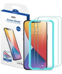 ESR Apple iPhone 12 / 12 Pro Tempered Glass Screenprotector (2-Pack)
