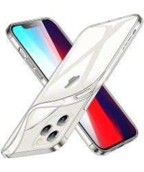 ESR Project Zero Apple iPhone 12 / 12 Pro Hoesje Dun TPU Transparant