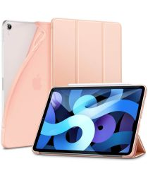 ESR Rebound Slim Apple iPad Air 2020 Hoes Tri-Fold Book Case Rose Gold