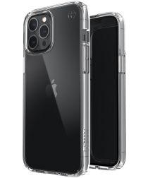 Speck Presidio Perfect Clear iPhone 12 Pro Max Hoesje Transparant