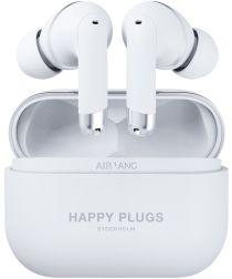 Happy Plugs Air 1 Draadloze In-Ear Oordopjes Noise Cancelling Wit