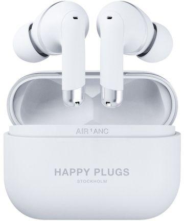 Happy Plugs Air 1 Draadloze In-Ear Oordopjes Noise Cancelling Wit Headsets