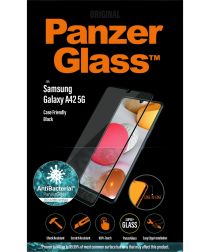 PanzerGlass Samsung Galaxy A42 Case Friendly Screenprotector Zwart