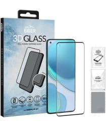 Eiger 3D Glass Full Screen OnePlus 8T Tempered Glass Screenprotector
