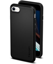 Spigen Thin Fit Pro Apple iPhone 7 / 8 / SE 2020 Zwart