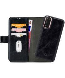 Mobilize 2-in-1 Gelly Wallet Samsung Galaxy S20 Hoesje Zwart