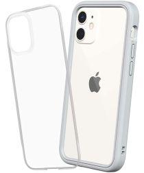 RhinoShield Mod NX Apple iPhone 12 Mini Hoesje Bumper Grijs