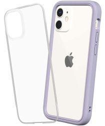 RhinoShield Mod NX Apple iPhone 12 Mini Hoesje Bumper Lavender