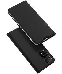 Dux Ducis Skin Pro Series Xiaomi Mi 10T/10T Pro Hoesje Wallet Zwart