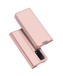 Dux Ducis Skin Pro Series Xiaomi Mi 10T/10T Pro Hoesje Wallet Roze