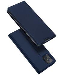 Dux Ducis Skin Pro Series OPPO Reno 4 Z 5G / A92S Hoesje Blauw