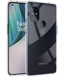 OnePlus Nord N10 5G Back Cover Dun TPU Transparant