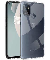 OnePlus Nord N100 Back Cover Dun TPU Transparant