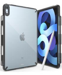 Ringke Fusion Apple iPad Air 2020 Hoes Transparant Zwart