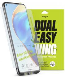 Ringke Dual Easy Wing Xiaomi Mi 10T/10T Pro Screenprotector (Duo Pack)