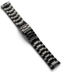 Ringke Metal One Universeel Smartwatch Bandje Metaal 22MM Zwart