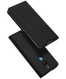 Dux Ducis Skin Pro Series Nokia 2.4 Hoesje Zwart