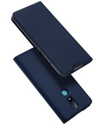 Dux Ducis Skin Pro Series Nokia 2.4 Hoesje Blauw