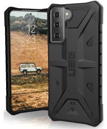 Urban Armor Gear Pathfinder Samsung Galaxy S21 Hoesje Zwart