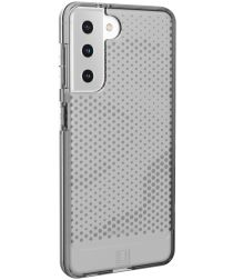 Urban Armor Gear [U] Lucent Samsung Galaxy S21 Hoesje Ice
