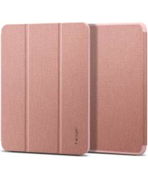 Spigen Urban Fit Apple iPad Air 2020 Hoesje Roze Goud