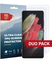 Alle Samsung Galaxy S21 Ultra Screen Protectors