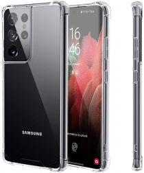 Samsung Galaxy S21 Ultra Transparante Hoesjes