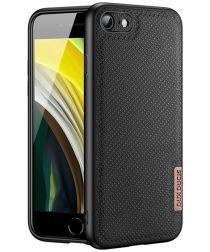 Dux Ducis Fino Series Apple iPhone SE 2020 / 8 / 7 Hoesje Zwart