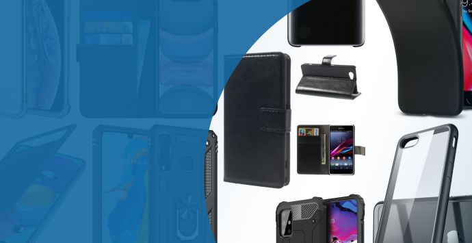 Alle Sony Xperia Z1 Compact hoesjes